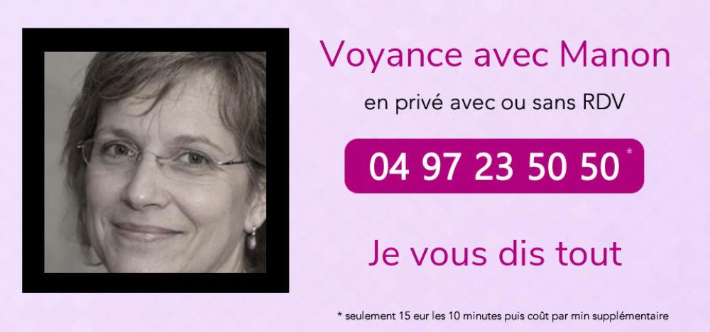 Voyante Manon cabinet Lou and Co